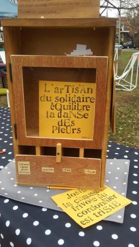 Kaput! Festival des artistes récupérateurs - Beloeil