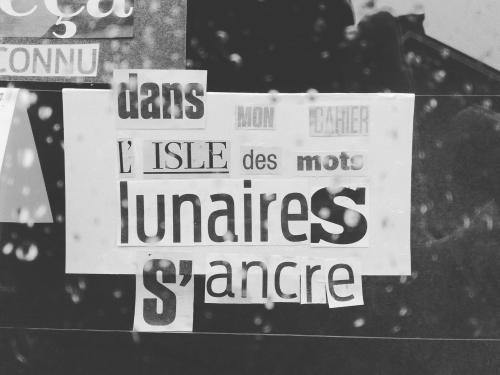 Poème Pandémique - 28 mars 2020©Caroline Barber