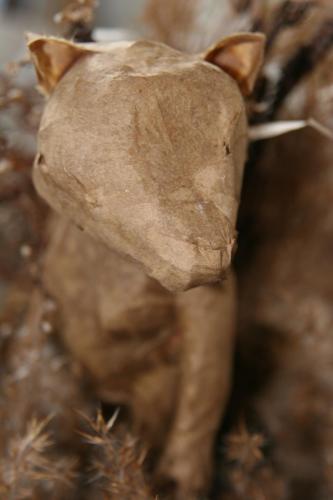 La femme louve de face2©carolinebarber