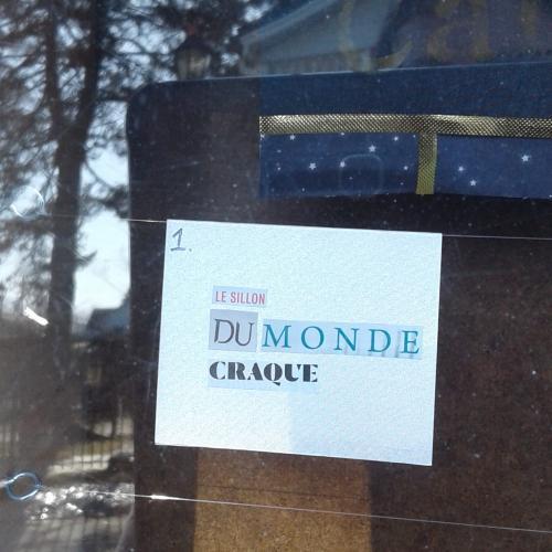 Poème Pandémique - 22 mars 2020©Caroline Barber